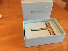 Never Used Silver Plate Corkscrew by 'The Collection'- Boxed