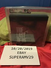 The Last Of Us Press Kit  LIMITED TO 2505 UNITS  VGA 85+ ARCHIVAL CASE