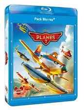 Pack Blu-Ray + Dvd Planes 2 Nouveauté Classique n°111 Walt Disney Joyeux Noël !!