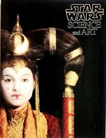 STAR WARS SCIENCE AND ART JAPAN EXHIBITION BOOK 2004 George Lucas Darth Vader