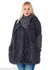 Autres vestes/blousons bleu en laine pour femme