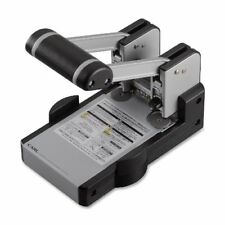 Carl Extra Heavy-duty Two-hole Punch - 2 Punch Head[s] - 100 Sheet (cui62100)