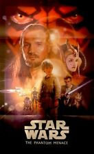 Star Wars™ THE PHANTOM MENACE Movie Poster DREW STRUZAN Cereal Exclusive