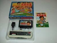 Ide Yousuke Meijin Jissen Mahjang Boxed Nintendo Famicom FC Japan import