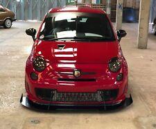 Fiat 500 BAF Motorsport Front Splitter