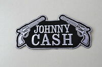 Johnny Cash,Patch,Aufnäher,Aufbügler,Country,Rock,Rockabilly,The Man In Black