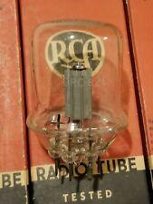 3 Vintage NOS RCA JAN CRC 826 Vacuum Tubes -  90-Watt Transmitting Triodes