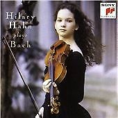 Hilary Hahn Plays Bach, , Very Good Import