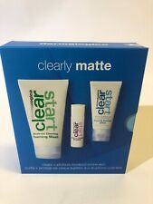 Dermalogica Clear Start Clearly Matte Kit, 3 in one. Exp:Dec 2020. 10-75ml (D71)