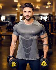 compression workout shirt