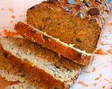 Eiweißbrot, Backmischung Karottenbrot, low carb, bio, 6,5 KH, Abnehmen m Genuss