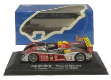 IXO LM2008 Audi R10 TDI #2 Winner Le Mans 2008 - Capello/Kristensen/McNish 1/43