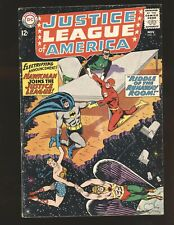 New listing Justice League of America # 31 Vg+ Cond.
