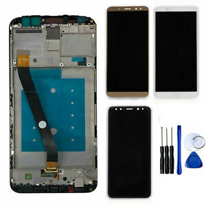 For Huawei Mate 10 Lite LCD Display + Touch Screen Digitizer Frame Replacement