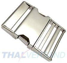 Metall Steckschnalle Steckschließer 50mm Zinkdruckguss 3002 Steckverschluss