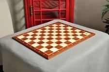 Capablanca Chess Edition Wooden Tournament Chess Board