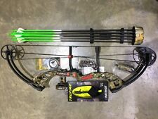 PSE Archery Stinger X 2017 Compound Bow 70# LH Kit -skullworx