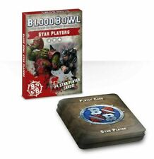 Blood Bowl Star Players Card Pack (New)