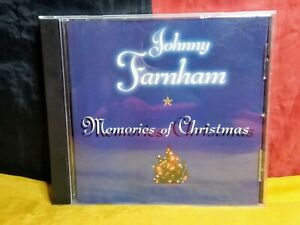 Memories of Christmas by Johnny Farnham [John Farnham] (CD, 1995, EMI)