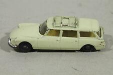 Vintage Husky Citroen DS Safari / Gelb/Grün
