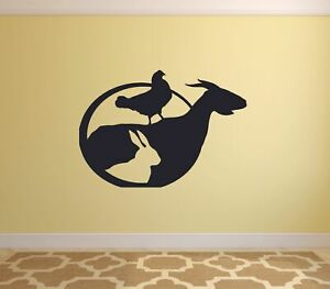 Chicken Wall Decals For Sale In Stock Ebay