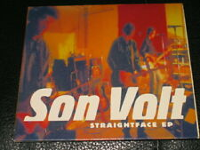SON VOLT Straightface EP - RARE PROMO CD w/ LIVE & Non Album Tracks! PRO-CD-9601