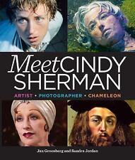 Greenberg Jan/ Jordan Sandra-Meet Cindy Sherman  BOOK NEW
