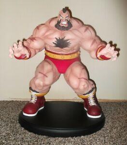 Street Fighter ZANGIEF 1/4 scale STATUE Pop Culture Shock (rare 033/300)