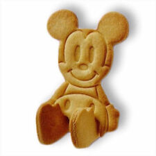 3D Mickey Cookie Cutter Set / Toast Cutter Red - NEW