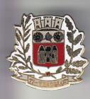 RARE PINS PIN'S .. TOURISME ILE DE FRANCE BLASON ARM CHATEAU VERDELOT 77 OR ~DB