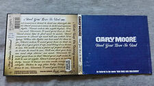 """GARY MOORE – """"NEED YOUR LOVE SO BAD"""" CD SINGLE WITH EXTRA TRACKS"""