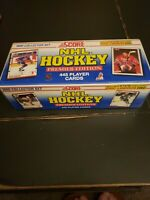 Score 1990 NHL Hockey Premier Edition 445 Card Collector Set Sealed Eric Lindros