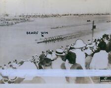 1935 Air View University California Varsity Eight Action Press Photo