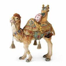 Fitz & Floyd Nativity Nubian Camel Standing Figurine Christmas 19-214 New in Box