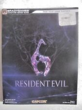 Resident Evil 6 Signature Series Guide by Capcom Japan Staff and Brady Games