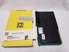 Square D SY/MAX 8030 HOM-261 Series A TTL 8 Function Output Module 78767 New