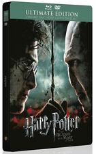 3130 // Harry Potter et les reliques de la mort, 2e partie BLU RAY + DVD +COPIE