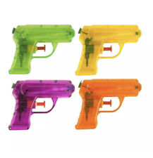 Evo Xtreme 4 x Summer Fun Assorted Colours Water Pistols