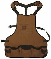 NEW Tool Belt Pouch Apron Bib Carpenter Pocket Carpenters Construction Woodwork