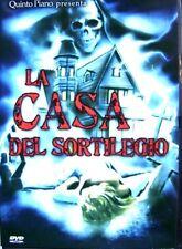 LA CASA DEL SORTILEGIO (Boarding House) 1982 DVD horror raro fuori catalogo OOP