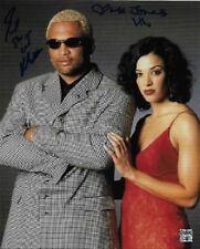 ERNEST MILLER THE CAT MS JONES WCW NITRO SIGNED AUTOGRAPH 8X10 PHOTO W/ COA