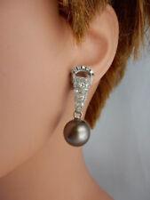 Sehr gute echte Ohrschmuck Diamant-Schraubverschluss