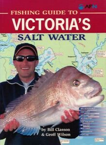 Fishing Guide to Victoria's Salt Water BOOK Victoria