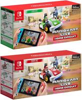 Mario Kart Live Home Circuit Mario or Luigi Edition Set Nintendo Switch or Lite