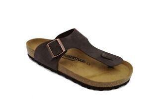 Birkenstock Ramses Brushed Habana Herren und Damen Sandale Weite Normal