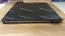 🔥 Juniper Networks EX4200-48P 48 x Gigabit PoE (not EX4200-48T) switch 🔥