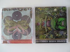 2x AGORAPHOBIC NOSEBLEED Agoraplypse / Frozen Corpse stuffed with Dope  TOP