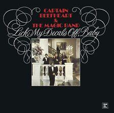 CAPTAIN BEEFHEART - LICK MY DECALS OFF,BABY  CD NEU