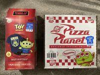 Disney PIXAR Funko Pop Toy Story Alien Box Lunch FYE Limited Exclusive Lot Tees