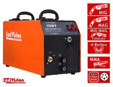 MIG MAG Schweißgerät MIG-250-3 + E-Hand IGBT Inverter 400V 250A 4-Rollen Antrieb